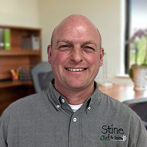 Marc Stine - Stine Turf and Snow Team